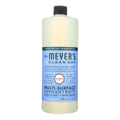 Concentrated Multi-Surface Cleaner, Bluebell - 32 oz