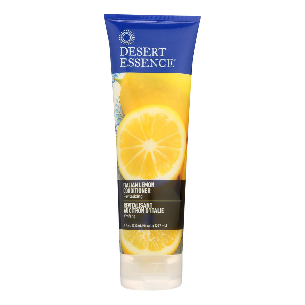 Desert Essence - Conditioner - Italian Lemon - 8 Oz