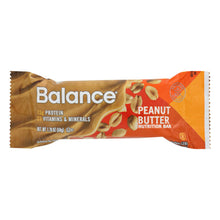 Load image into Gallery viewer, Balance Bar - Peanut Butter - 1.76 Oz - Case Of 6