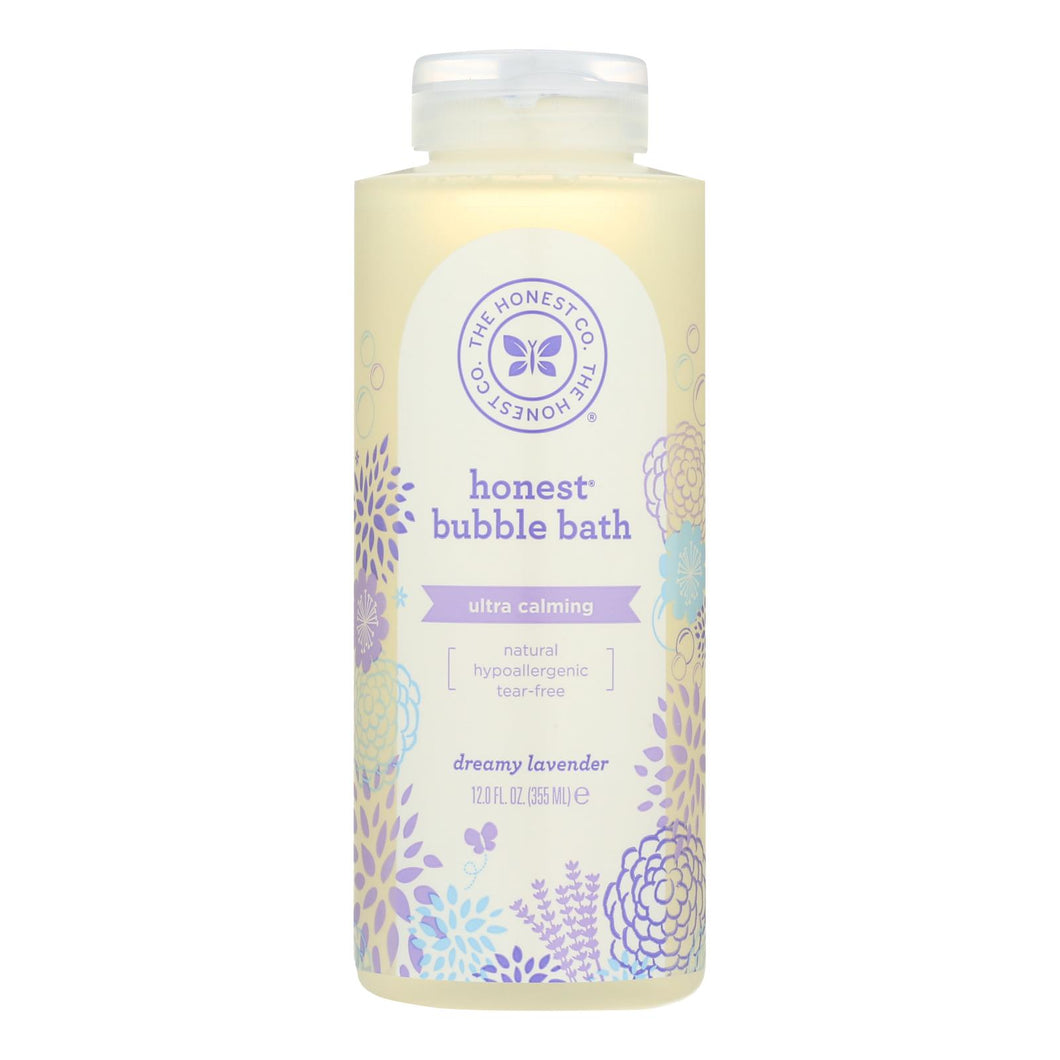 Baby Bubble Bath, Lavender - 12 Fl Oz