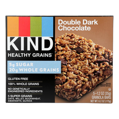 Grain Bar, Double Chocolate - Pack of 40 1.2-oz bars