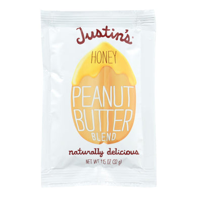 Peanut Butter Squeeze Packs, Honey - 10 1.15-oz packs
