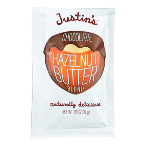 Chocolate Hazelnut Almond Butter Squeeze Packs - 10 1.15-oz packs