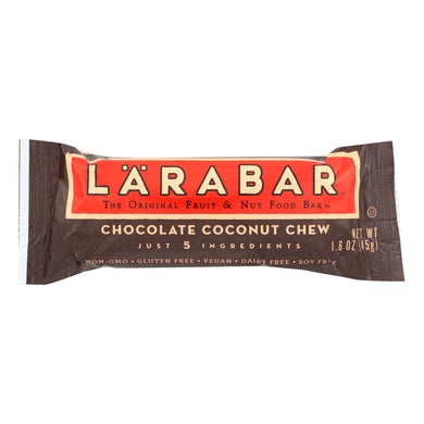 Larabar - Bar Chocolate Coconut - Case Of 16-1.6 Oz