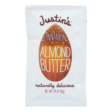Almond Butter Squeeze Pack, Cinnamon - 10 1.15-oz packs