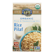 Load image into Gallery viewer, Lundberg Family Farms - Rice And Seasoning Mix - White Rice Pilaf - Case Of 6 - 5.50 Oz.