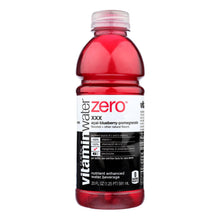 Load image into Gallery viewer, Glaceau Vitaminwater Zero Xxx Acai Blueberry Pomegranate Nutrient-enhanced Water - Case Of 12 - 20 Fz