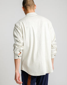Essential Cotton Button Down Shirt