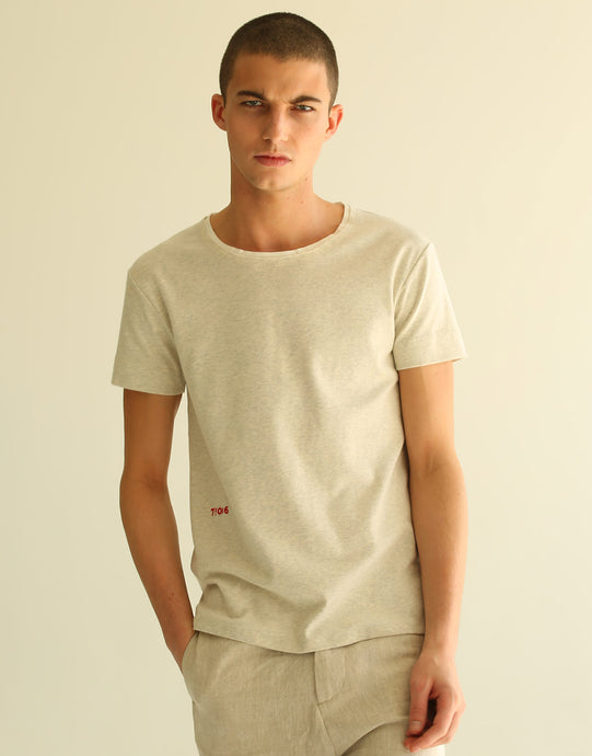 Drifter Raw Cut Heather T-Shirt