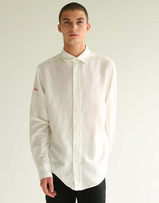 Essential Linen Button Down Shirt
