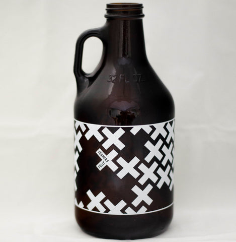 Foamers' Folly 32oz Growler