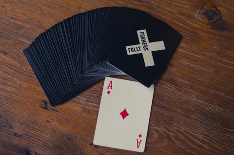 Foamers' Deck of Cards