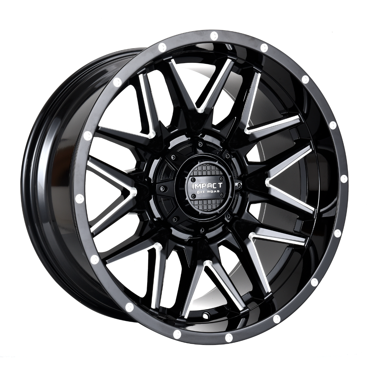 Impact Off Road Rims Wheels Style 819