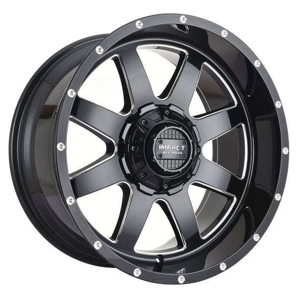 Impact Off Road Rims Wheels Style 804