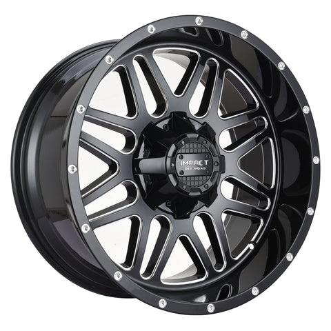 Impact Off Road Rims Wheels Style 806