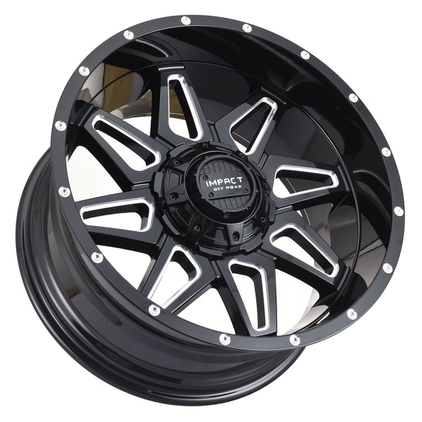 Impact Off Road Rims Wheels Style 807