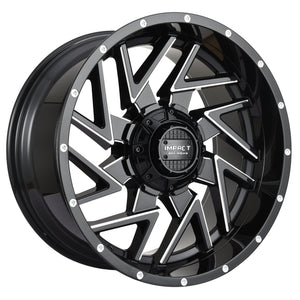Impact Off Road Rims Wheels Style 809