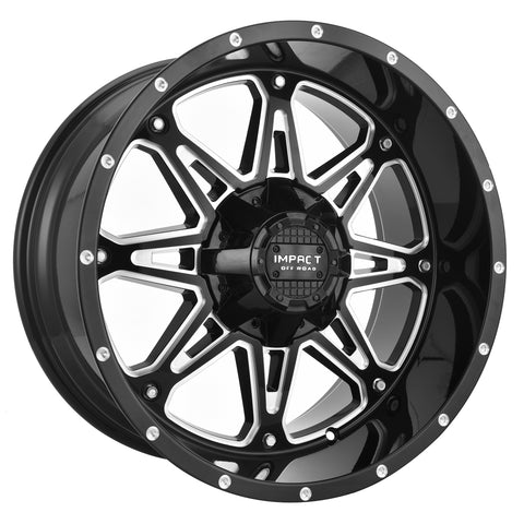 Impact Off Road Rims Wheels Style 810