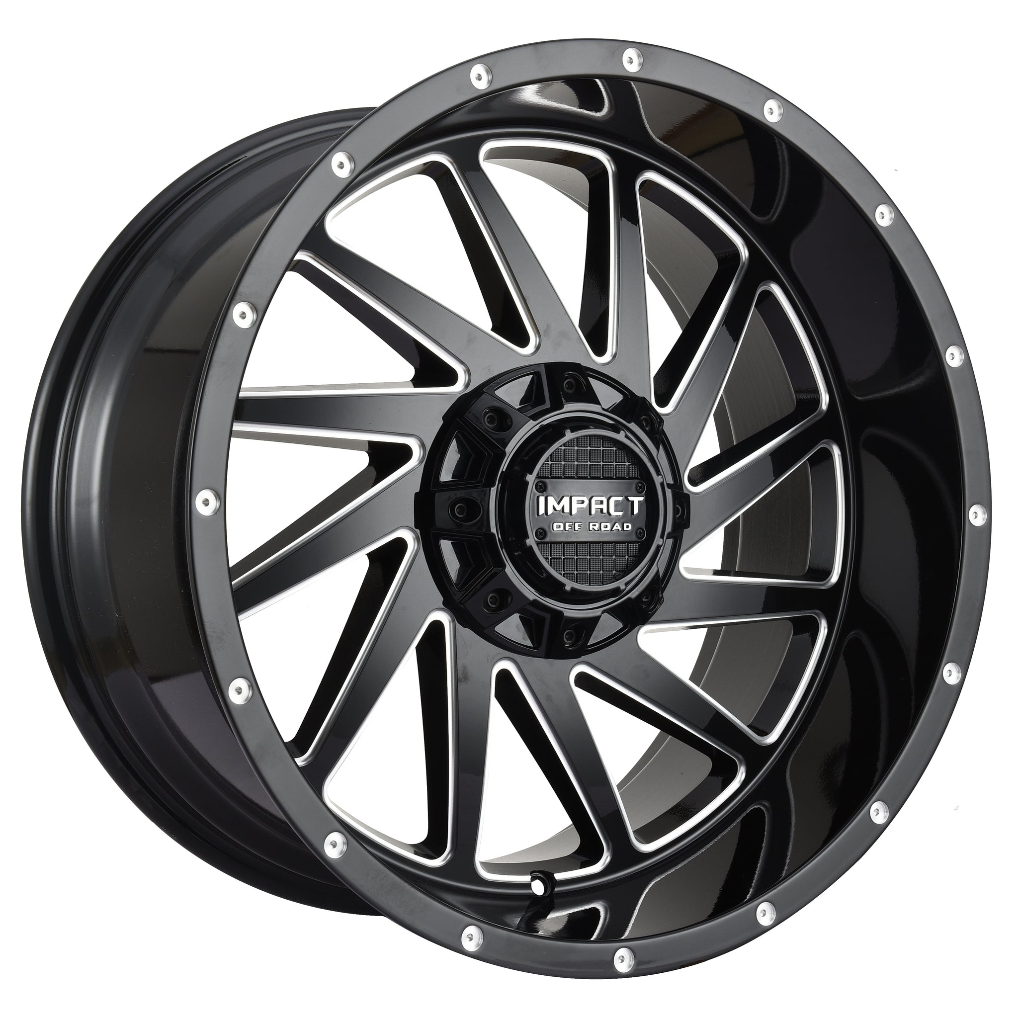 Impact Off Road Rims Wheels Style 811