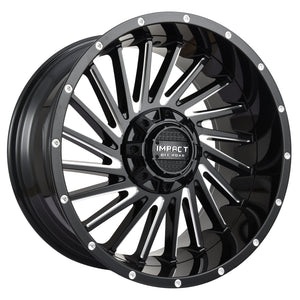Impact Off Road Rims Wheels Style 812