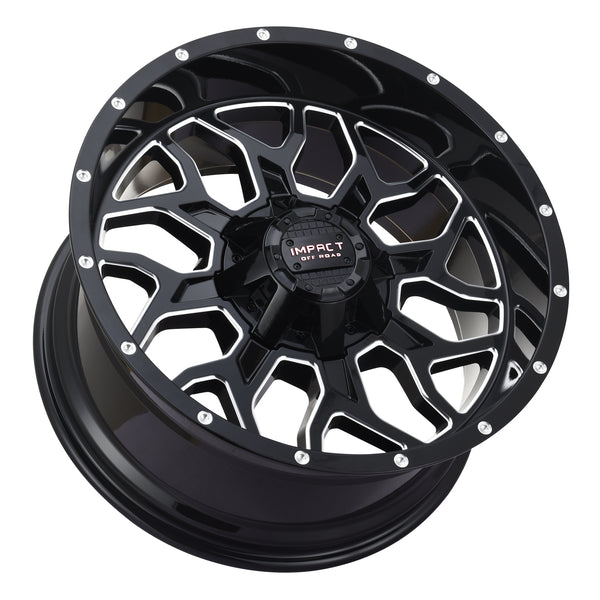 Impact Off Road Rims Wheels Style 813
