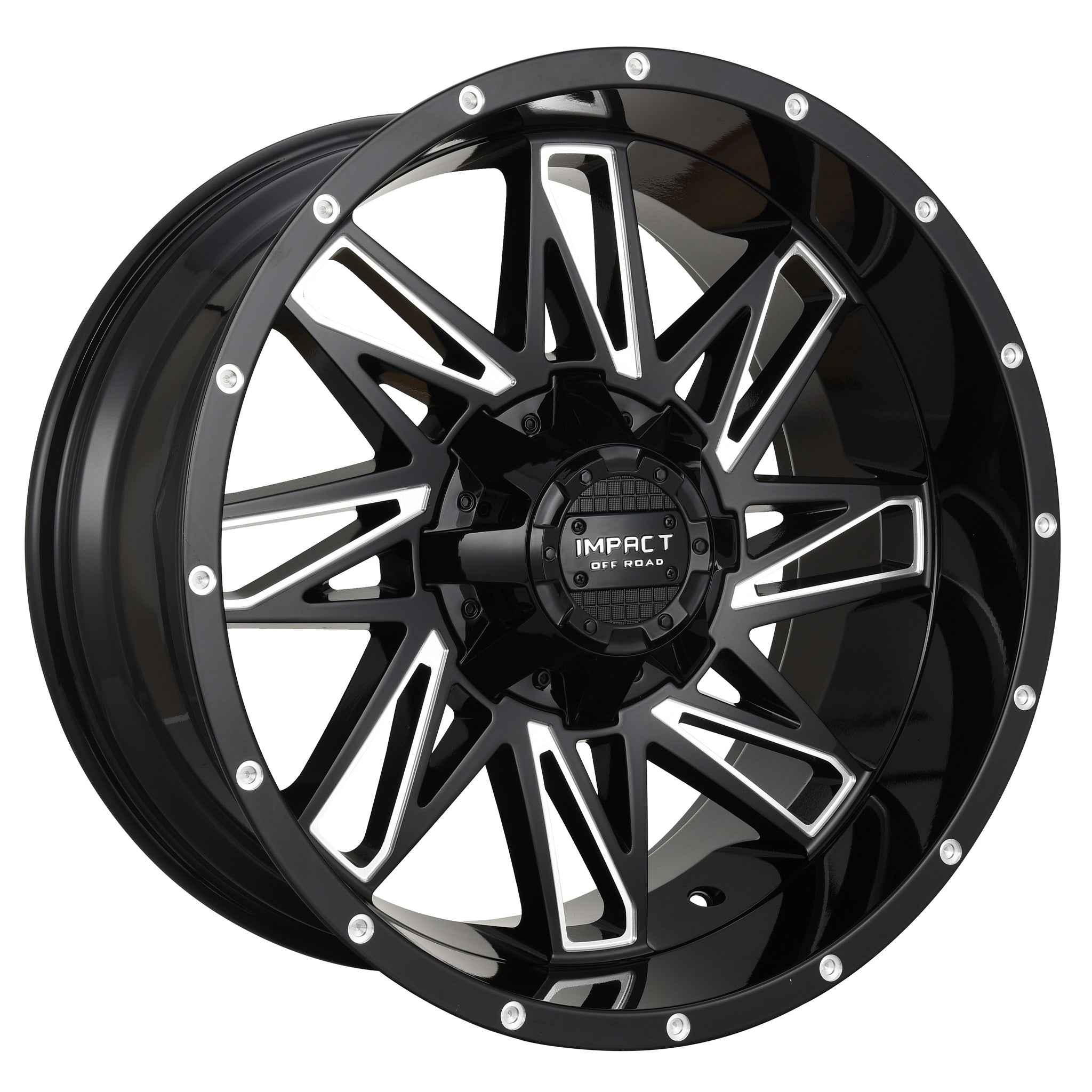 Impact Off Road Rims Wheels Style 814
