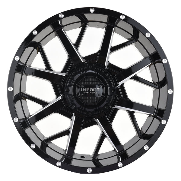 Impact Off Road Rims Wheels Style 815