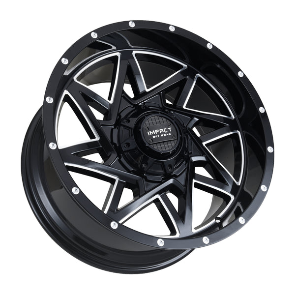 Impact Off Road Rims Wheels Style 821