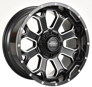 Impact Off Road Rims Wheels Style 818