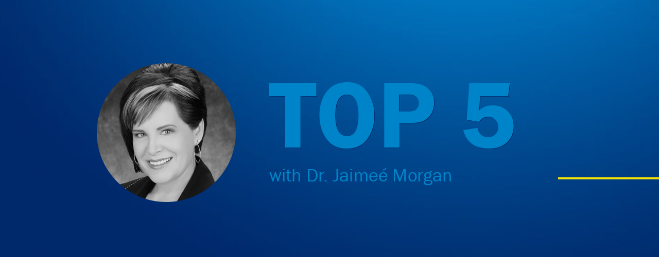 Top Five Practice Building Tips with Dr. Jaimee Morgan: Tooth Whitening