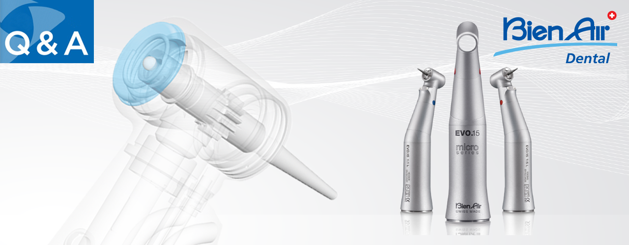 Q&A with Bob Margeas, DDS on the value and differences of electric handpieces vs. air-driven handpieces. Featuring Bien-Air.