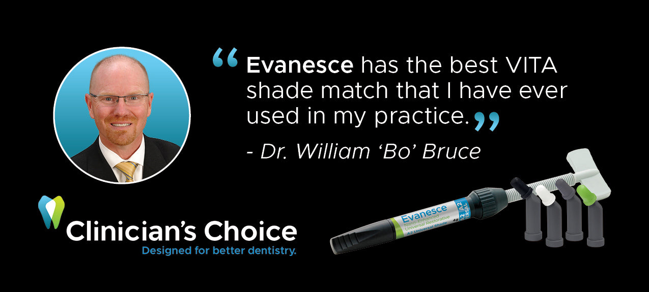 Evanesce Testimonial Dr. William Bruce