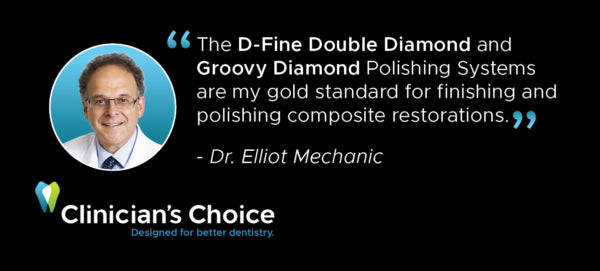 Dr. Elliot Mechanic Polisher Testimonials