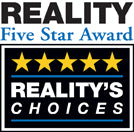 Reality Five Star Award