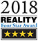 Reality Four Star Award