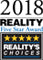2018 Reality Five Star Award
