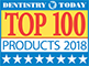 Dentistry Today Top 100 Products of 2018