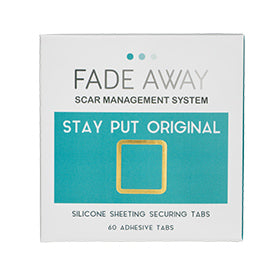 STAY PUT ADHESIVE TABS