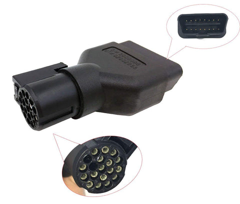 16PIN OBDII Connector for Vetronix Tech 2 Scanner
