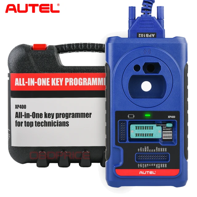 Autel XP400 VCI Dongle IMMO Key Reprogramming Tool Key Programmer for IM508 IM608 IM100 IM600