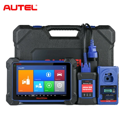 Image of Autel MaxiIM IM608 Key Programming & Diagnostic Tool IMMO All Key Lost, ECU Coding, All Systems Diagnosis and 23 Services