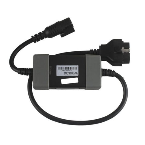 Image of Truck Adapter: Diagnostic Scanner DC for ISUZU 24V Adapter Type II
