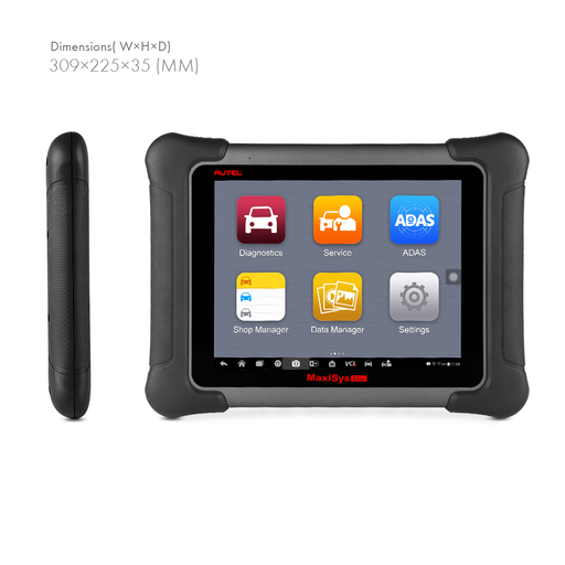 Autel Maxisys Elite Diagnostic Tool with J2534 ECU Programming, Upgraded Version of MS908P