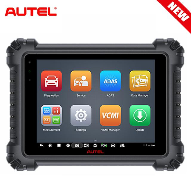 2020 NEW Autel MaxiSYS MS919 OBD2 Diagnostic Scanner with MaxiFlash VCMI