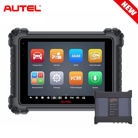 Image of 2020 NEW Autel MaxiSYS MS919 OBD2 Diagnostic Scanner with MaxiFlash VCMI