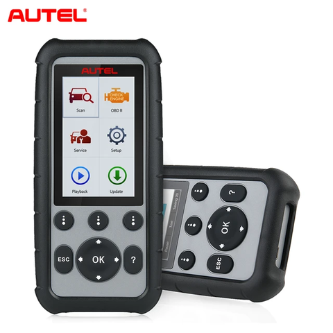 Image of Autel MaxiDiag MD806 Pro OBD2 Scanner Full System Diagnostic Tool as Maxidiag MD808 Pro