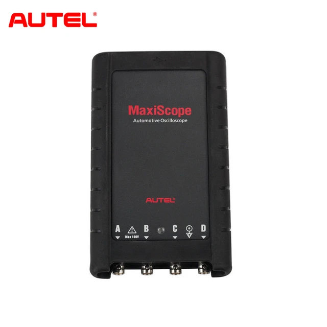 Autel MaxiScope MP408 Automotive Oscilloscope Read & Display Electrical Signals 4 Channel