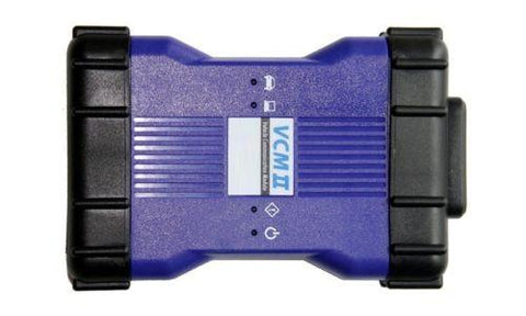 Image of VCM II V143 For Land Rover / Jaguar Scanner JLR Multi-language
