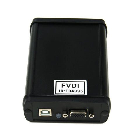 Image of FVDI ABRITES Commander Diagnostic Scanner 18 Software (Full Set)