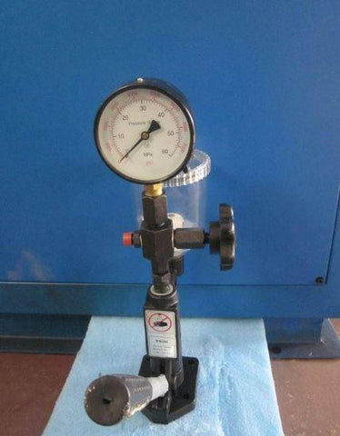 Image of CRC MultiFunction Diesel Common Rail Injector Tester + Nozzle S60H